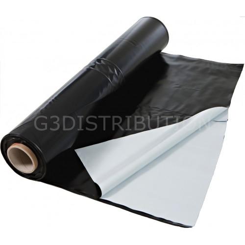 Stopflam film M1 noir et blanc